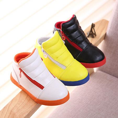 Новый 2015 мода детей кроссовки