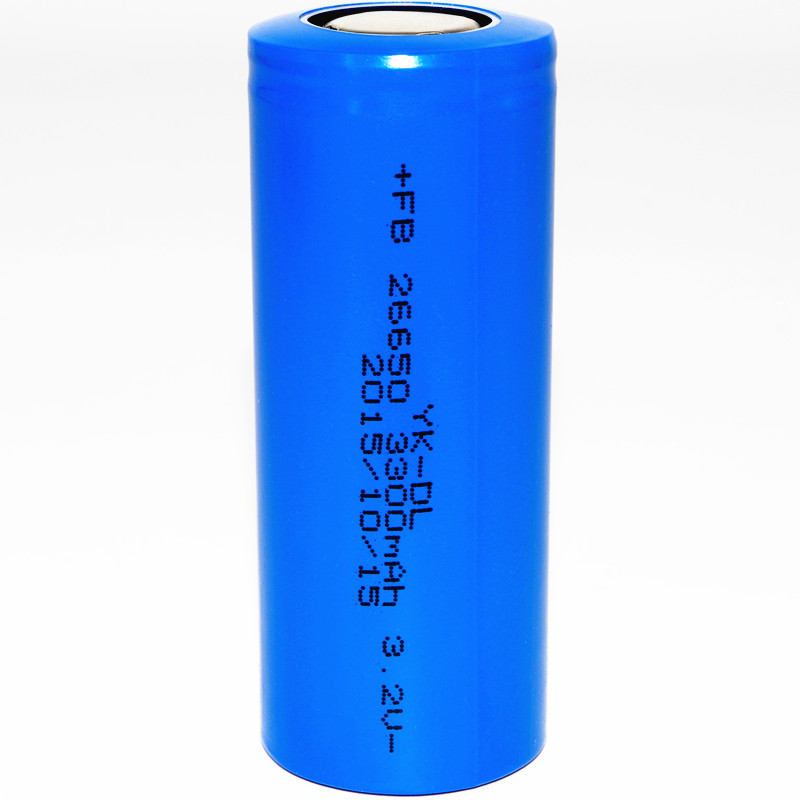 Original lithium battery 3.2V 3300mAh 26650 lifepo4 battery rechargeable battery for electric bicycle(China (Mainland))