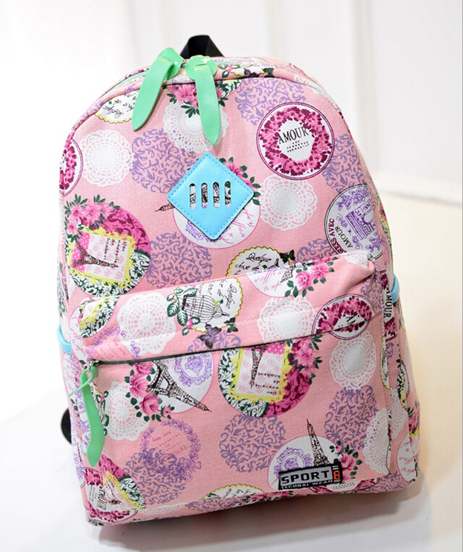 Girls Designer Backpacks - Crazy Backpacks