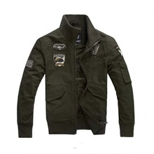 Free Shipping 2014 new fashion men's autumn and winter Air Force One jacket coat #P0283