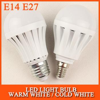 Led E27 E14 Led Bulb 3W 5W 9W 15W 20W LED Lamps 220V 230V 240V Cold White Warm White Bulb Led Lights