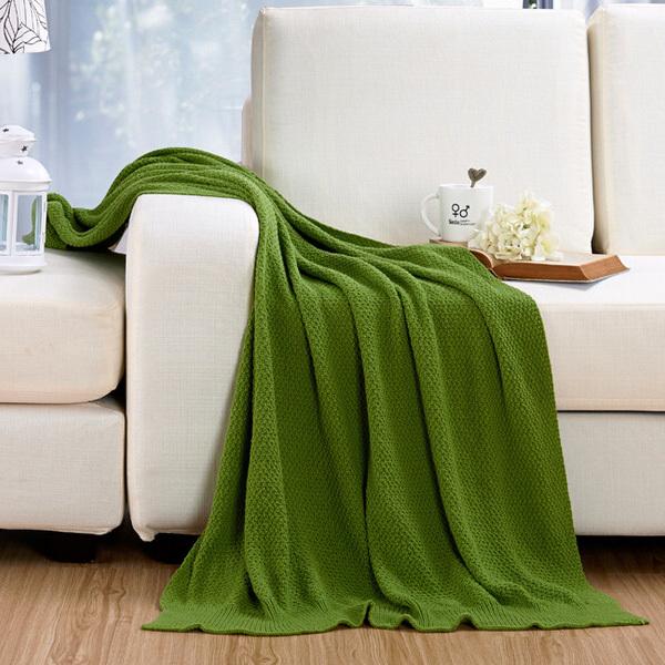 Green Throws For Sofas Thesofa