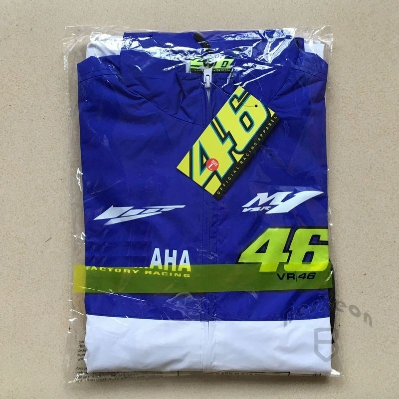 KODASKIN MotoGP M1 LUNA ROSSI VR46 Windbreaker Team Sweatshirts Casual Driving Motorcycle Jackets Motorbike 46 Wind Coats
