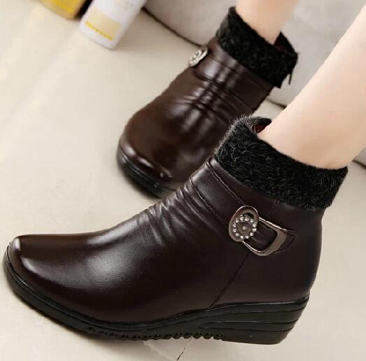 Non Slip Women;s Snow Boots | Santa Barbara Institute for ...