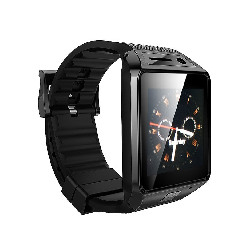 GV08S Bluetooth Smart Watch with Camera Android Phone Watch Antilost Smartwatch Support SIM Micro SD Card