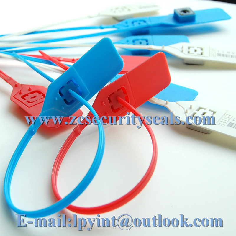 high security plastic container seal,plastic seal bag,cable tag 1000pcs(China (Mainland))