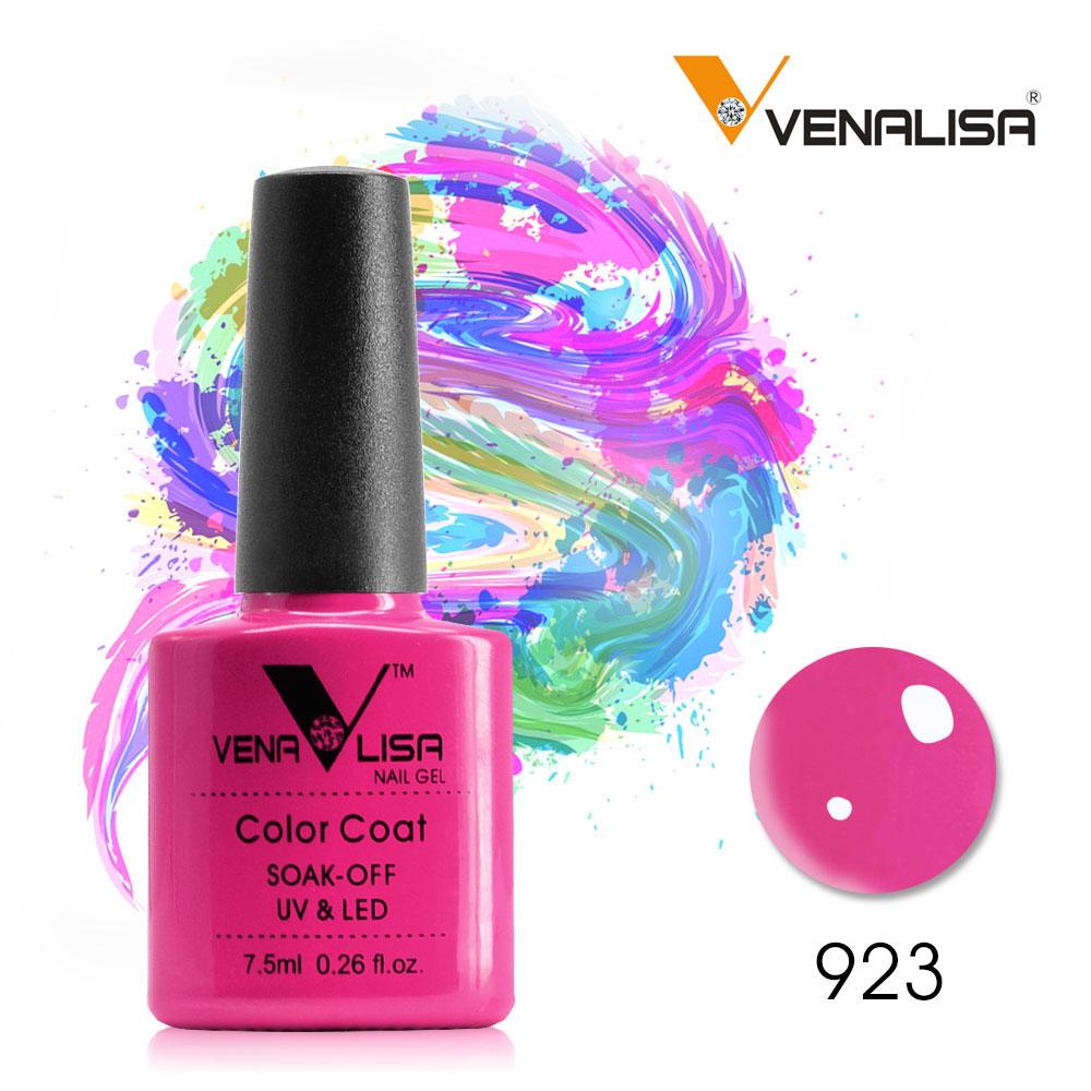 #61508 Venalisa Color Gel Manufacturer 7.5ML Nail Polish Gel UV/LED Lamp Curing Gel Polish(China (Mainland))