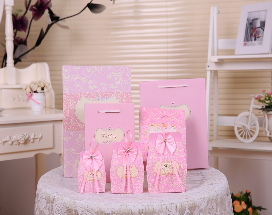 party favors wedding box sweets party favour baby shower gift bags