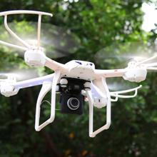 RC Helicopter With HD Camera FPV Quadcopter Aerial Photography Drones Shatter Resistant 1.0mp 3.7V UAV For Children 1set/lot