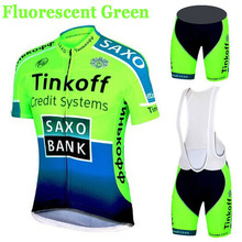 Factory Direct Sales ! SaxoBank Tinkoff Cycling Jerseys/Quick-Dry Ropa Ciclismo Cycling Clothing/Breathable Cycling sportswear(China (Mainland))