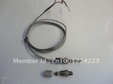 EGT EXHAUST TEMPERATURE SENSOR PROBE - UNIVERSAL FIT