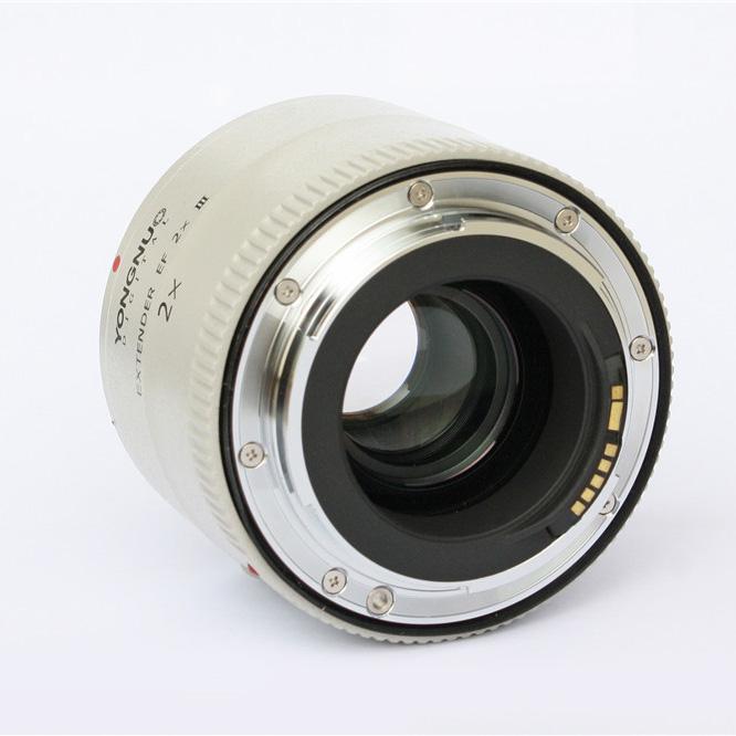 YONGNUO Teleconverter YN-2.0X III PRO 2x Teleconverter Extender Auto Focus Mount Lens Camera Lens Canon EOS EF Lens