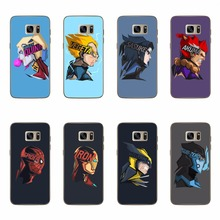 HARLEY SPIDERMAN IRONMAN BATMAN ZOOM DEADPOOL Cases Galaxy C5 C7 A9 A8 A7 A5 A3 J1 J5 J7 A310 A510 A710 J120 J510 J710 Cover - China iCase Trading Co., LTD Store store
