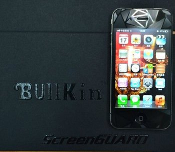 Full body Screen,3D stereo diamond Screen Protector/Screen Guard For iphone4S wholesale 50pcs/lot Free shipping