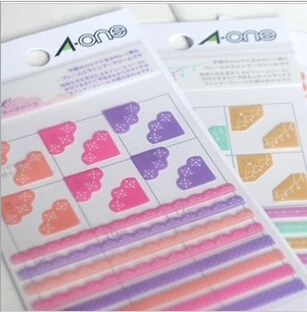 3 Sheets/Lot Super Cute PVC Stickers for DIY Albums Diary Decoration Cartoon Scrapbooking Kawaii School Office Stationery<br><br>Aliexpress