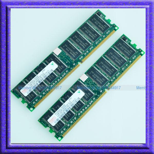 Hynix 2GB 2x1GB PC3200 DDR400 400MHz 184Pin DIMM Desktop Low Density MEMORY 1G RAM(China (Mainland))