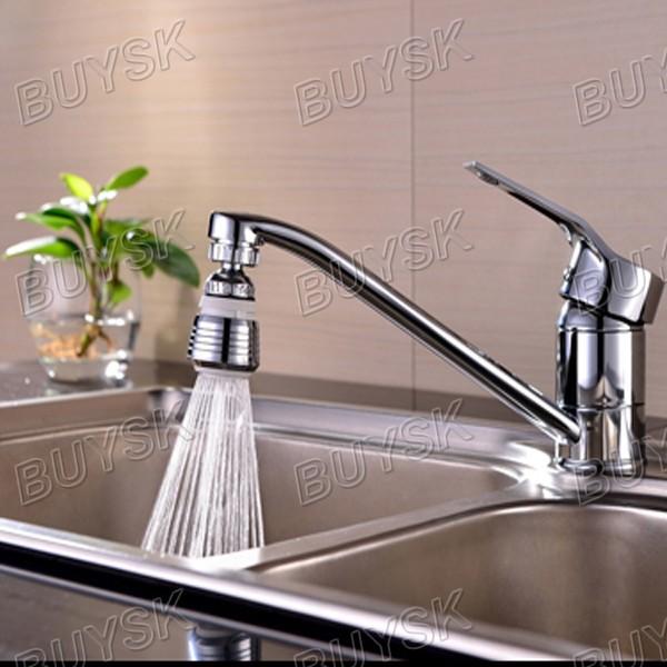 10PCS Water Saving SK907 Dual Universal Type Foam Kitchen Faucet Kitchen Faucet Aerators(China (Mainland))