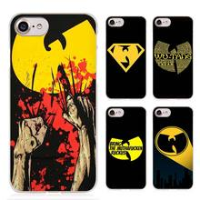 Buy Wu Tang Clan Hip Hop Rap Band Clear Cell Phone Case Cover Apple iPhone 4 4s 5 5s SE 5c 6 6s 7 Plus for $1.91 in AliExpress store