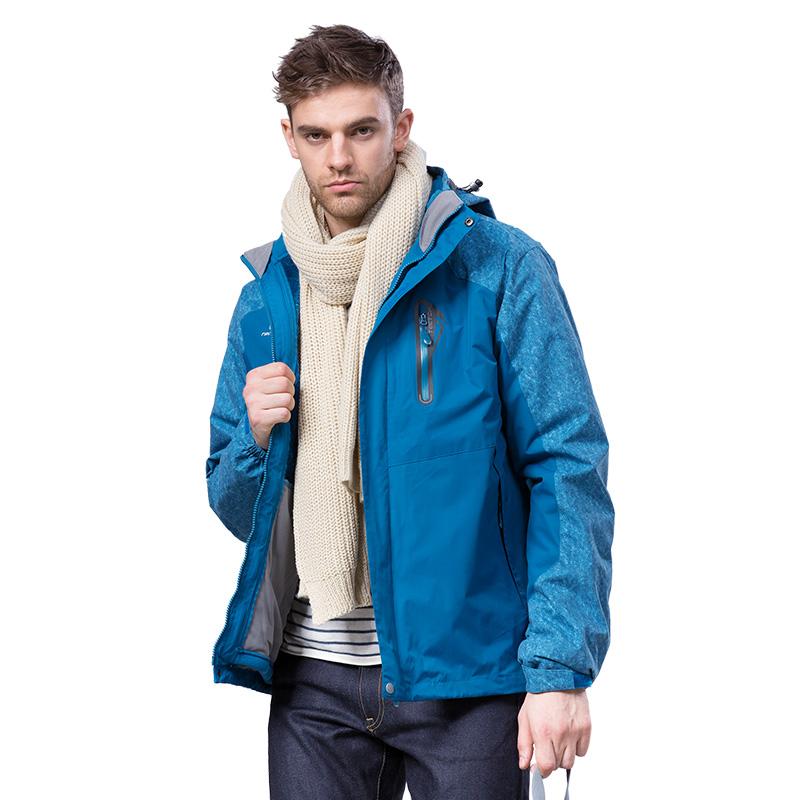 2015 Winter Men Outdoor Ski Jacket Brand Hiking Jacket Softshell Jacket Windbreaker Windproof Waterproof Thermal Camping<br><br>Aliexpress