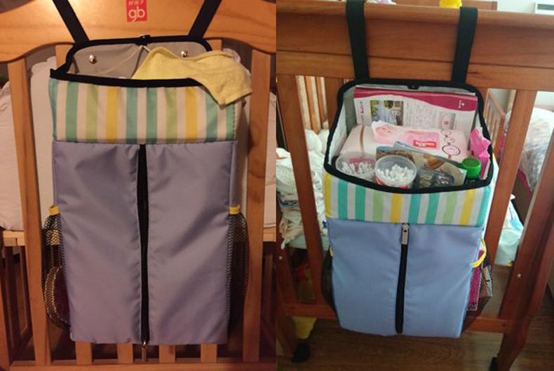 Daballa-Trixx-Baby-Crib-Organizer-Newborn-Playpen-Bed-Crib-Cot-Bedding-Set-Accessories-Toys-Stacker-Nursery-Caddy-for-Baby-Stuff-010