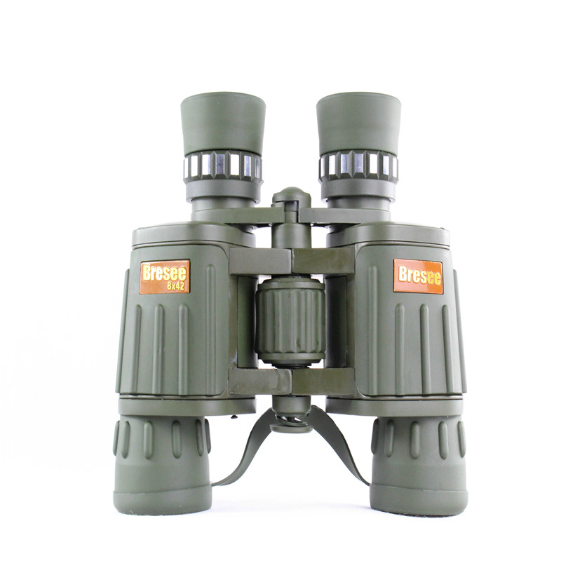 Wholesale Bresee Explorers High Definition Day & Night Vision 8x42 binoculars Fully Multi-Coated Military Marine(China (Mainland))
