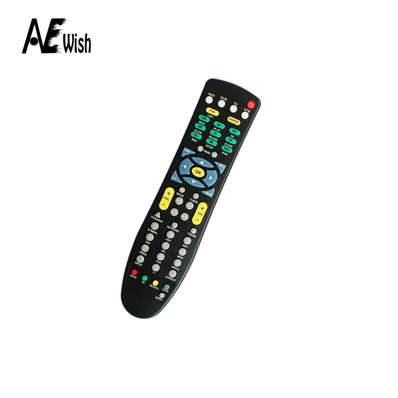 Anewish JYNXBOX Replacement Remote Control Controller For x Box V2 V3 FTA Satellite Receiver(China (Mainland))