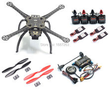 Buy S500 500mm Frame Quadcopter Kit APM2.8 Flight Controller 8N GPS Emax MT2213 935kv Brushless Motor 30A Simonk ESC 1045 Prop for $128.99 in AliExpress store