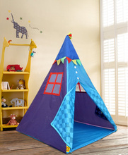 Indian children's tent games room indoor birthday gift toys house princess play tent(China (Mainland))