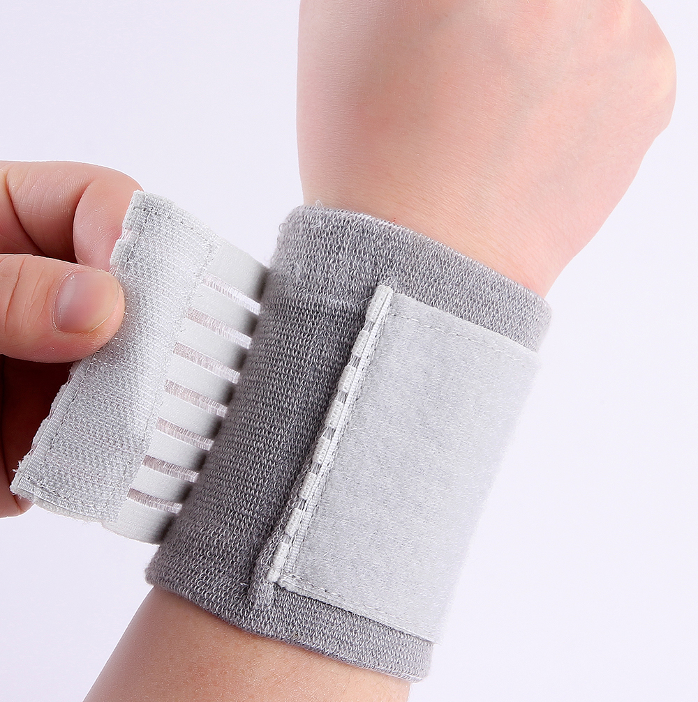 elastic knitting volleyball sports carpal tunnel wrist brace support  free shipping #ST6612<br><br>Aliexpress