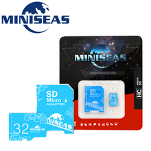 Miniseas 2015 New Free H2textw Software Bule 4G8G16G32G Real Capacity Class10 Memory Card Micro SD Card For Phone/Tablet/Camera(China (Mainland))