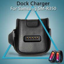 New Charging Cradle Dock Power Charger For Samsung for Galaxy Gear Fit SM-R350 Smart Watch Durable Lasting Charge Equipment(China (Mainland))