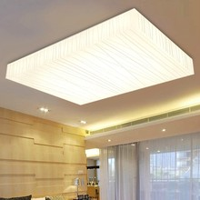 Modern Led Ceiling Lights For Indoor Lighting plafon led Square Ceiling Lamp Fixture With Remote Control Free Shipping(China (Mainland))