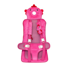 Baby Car Safety Seat For Child Of Age 6 monthes-8 Years Old And 9-36kg Portable Eco-frendly Comfortable Breathable Fabric 35(China (Mainland))