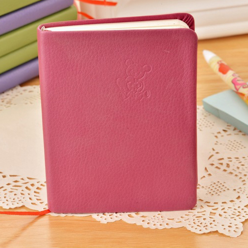 Mini Diary notebook paper Cute notebook school Pocket Notepad Lovely note book Stationery Office School Supplies Wholesale(China (Mainland))