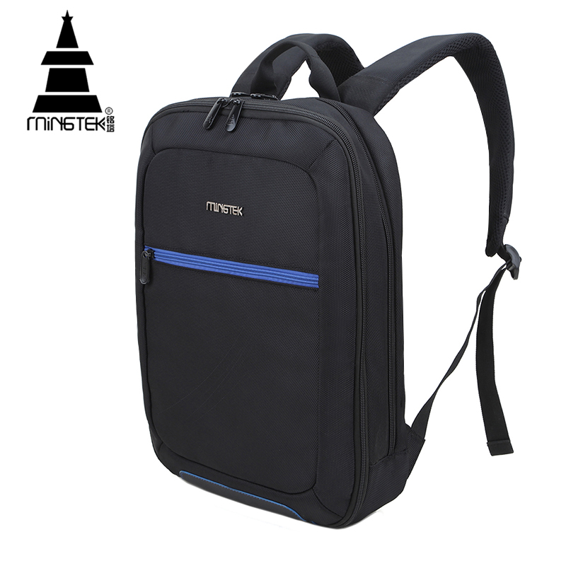 Unisex Laptop Backpack 14 15 17 inch Business Multifunction Computer Backpacks Waterproof Nylon Casual School Bags For Teenager(China (Mainland))