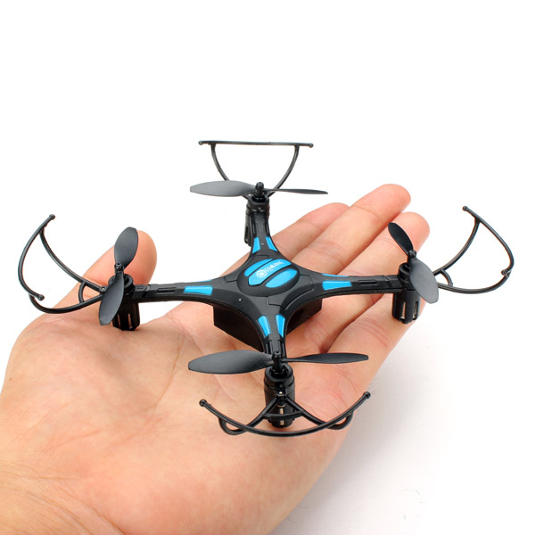 2016 High Quality Eachine H8 3D Mini 2.4G 4CH 6Axle Inverted Flight One Key Return RC Quadcopter RTF Blue Green Two Colors Mode2(China (Mainland))