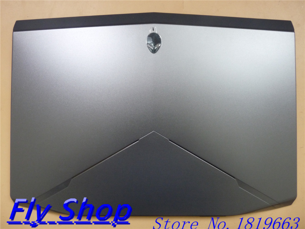 New Original For DELL Alienware M17X R5 WCGWC 0WCGWC AM0UJ000420 LCD Back Rear Case Top Cover(China (Mainland))