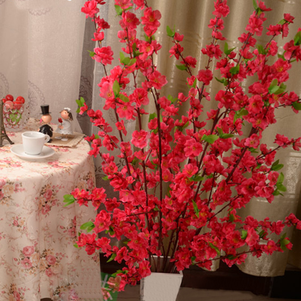 Popular decoration tree buy cheap decoration tree lots for Artificial cherries decoration