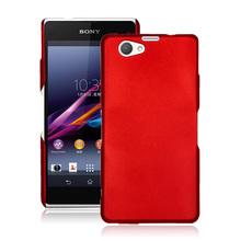 Высокое качество мода матовый матовый пластик жесткий спс Sony Xperia Z1 компактный чехол для Sony Xperia Z1 компактный Z1 мини D5503 M51W