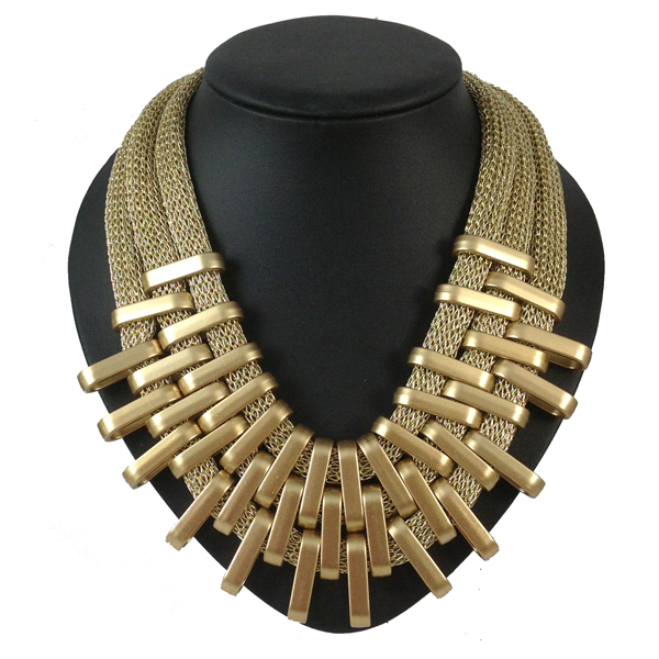 Gold Choker Necklaces