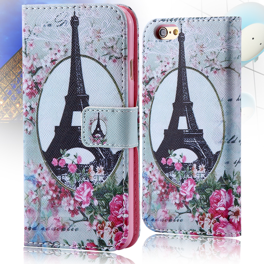 For Iphone 4s Wallet Case Retro Luxury PU Leather Case For Iphone 4 4s 4g Flip Case Book Stand Card Slot Cover Shell Bags(China (Mainland))