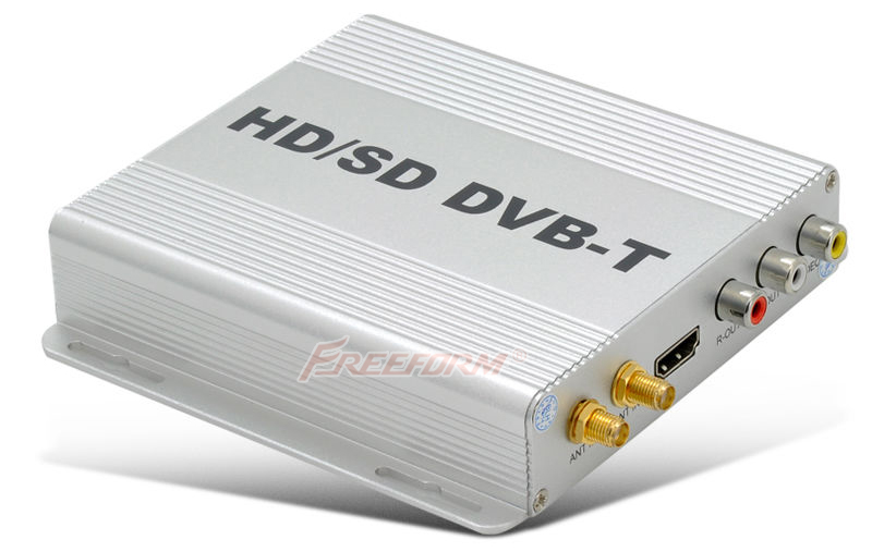 HD Digital TV Receiver Box DVB-T Tuner MPEG2 MPEG4 Car GPS Navigation(China (Mainland))