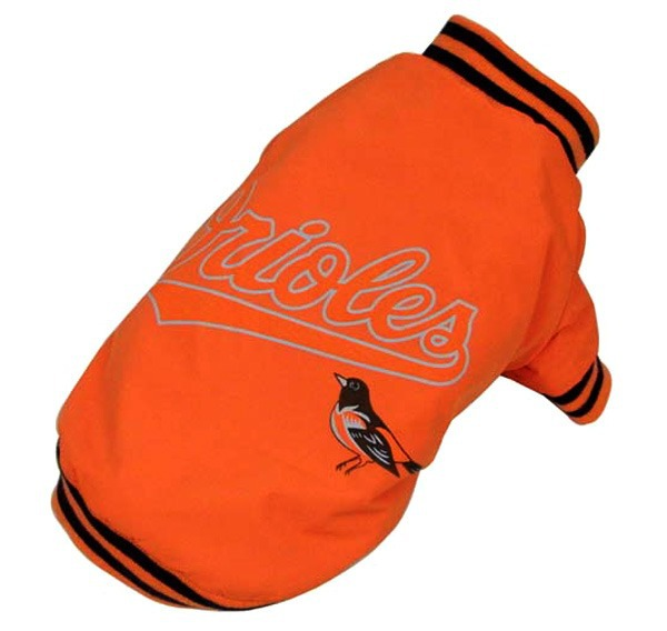 Orange Yankees Baseball Winter Coat Jacket sport small Dog Clothes Costume XS S M L XL(China (Mainland))