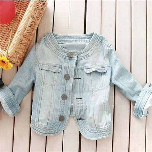 New 2015 Ladies Denim Jackets Outwear Jeans Coat Classical Jackets Women Fashion Jeans Coats Rivets Female