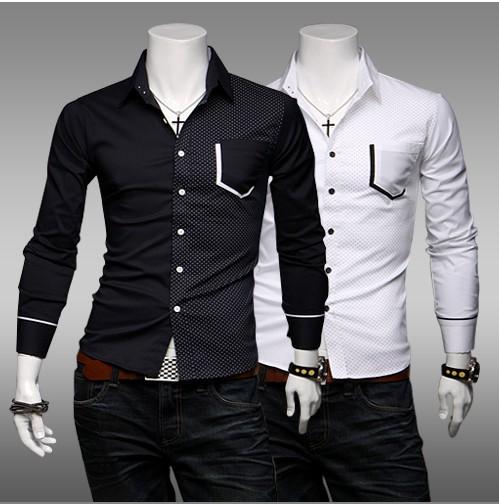 Stylish Black Shirt For Men | Is Shirt