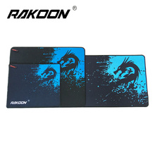 Buy Rakoon Blue Dragon Large Gaming Mouse Pad Locking Edge Mousepad Speed/Control Mouse Mat CS GO League Leg Dota 6 Size for $3.95 in AliExpress store