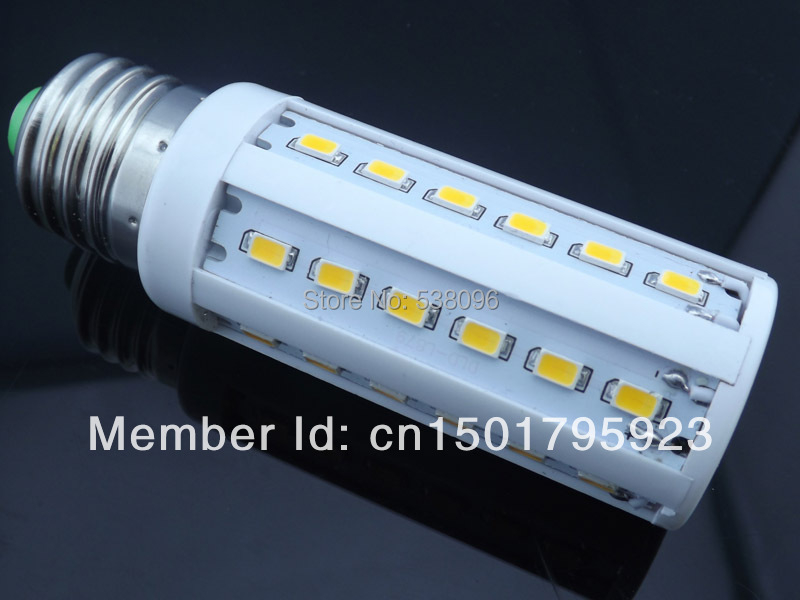 Здесь можно купить  NEW E27 12W 42 LED 5730 1260LM Warm White Cool White LED Bulb Lamp 110V / 220V/AV ( Free delivery / warranty 2 years )  Свет и освещение