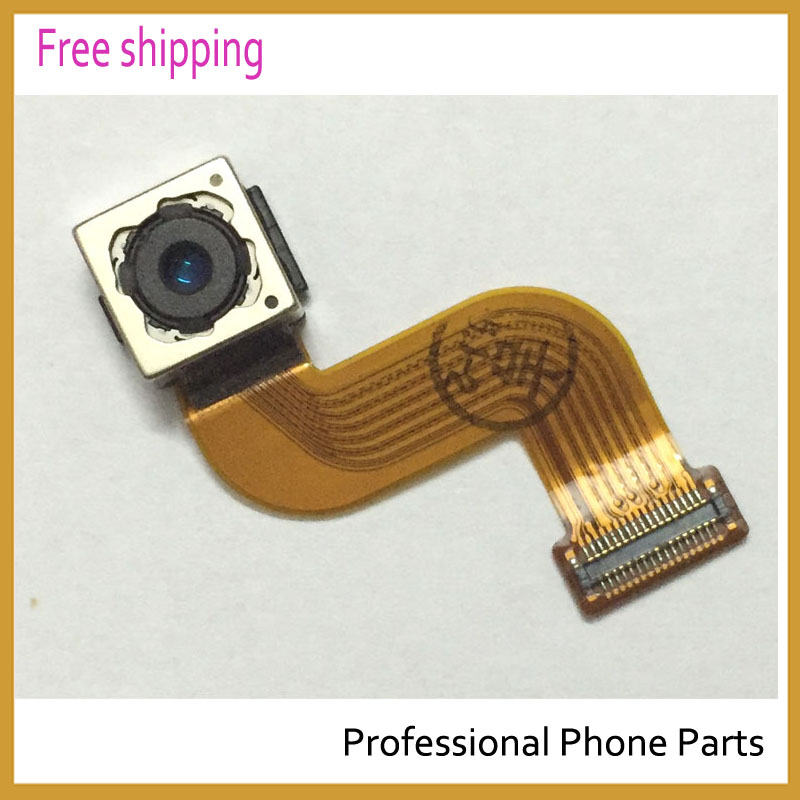 Original Back Rear Camera 13.0MP For Lenovo K900  Repair Replacement Parts Free Shipping