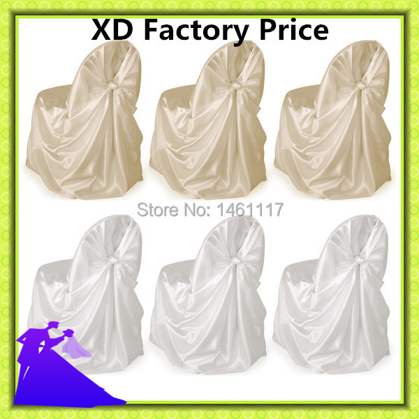 100pcs / a lot hot sale stain fabric chair cover for plain & wedding decoration & banquet decoration Free Shipping(China (Mainland))