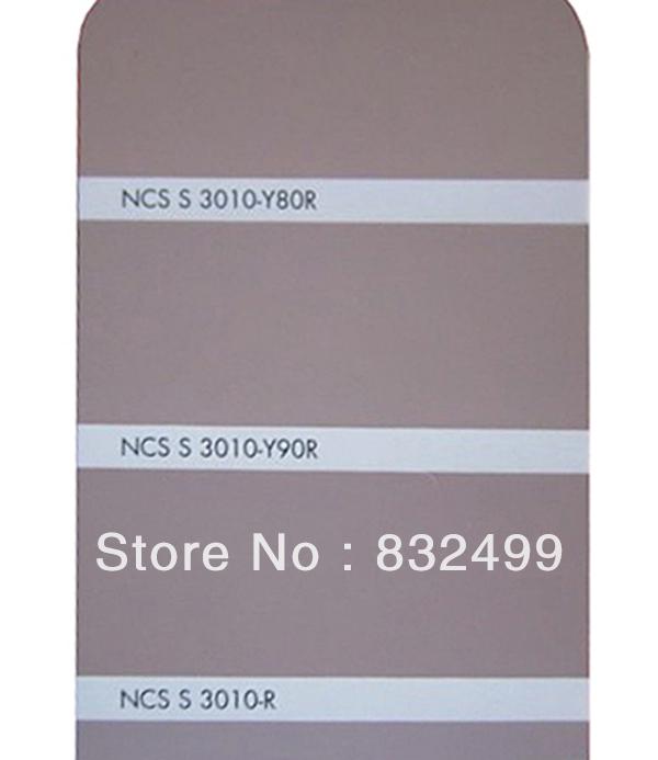 wholesale NCS international standard colour card(China (Mainland))